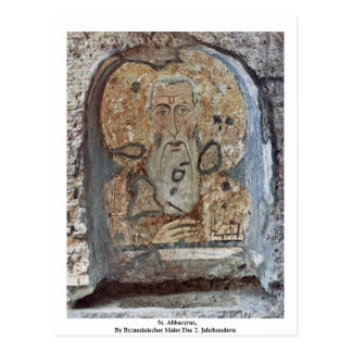 St. Abbacyrus Postcard