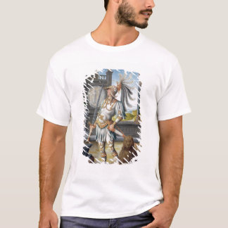 St. Adrian in Armour in an Open Landscape T-Shirt