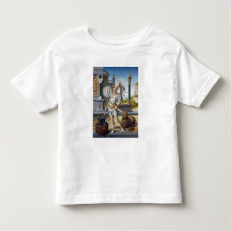 St. Adrian in Armour in an Open Landscape Toddler T-shirt