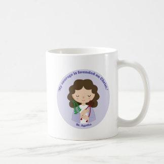 St. Agatha Coffee Mugs