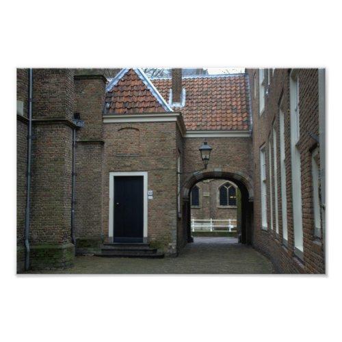 St Agathaplein, Delft