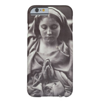 St. Agnes (albumen ) Barely There iPhone 6 Case