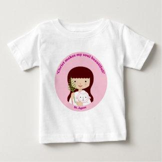 St. Agnes Baby T-Shirt