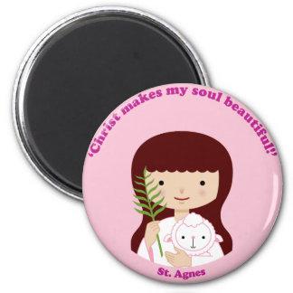 St. Agnes Magnets