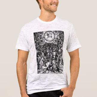 St Agnes woodcut T-Shirt