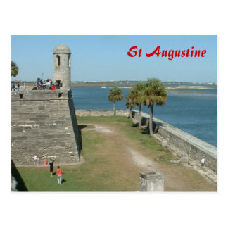 St Agustine Postales
