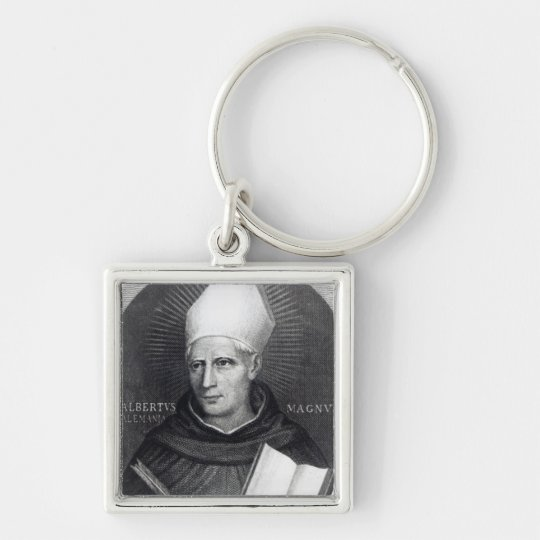 St Albertus Magnus, 1851 Keychain