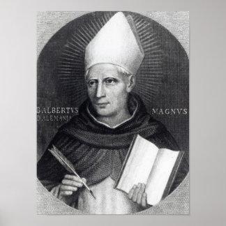 St Albertus Magnus, 1851 Posters