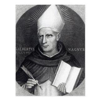 St Albertus Magnus, 1851 Postcard
