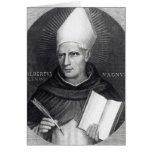 St Albertus Magnus, 1851 Tarjeta