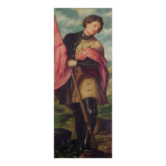 St. Alexander Poster