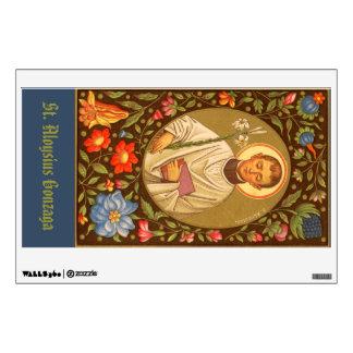 """St. Aloysius Gonzaga (P.M. 01) 12"""" x18 """" Vinilo"""