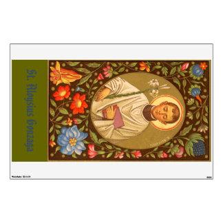 """St. Aloysius Gonzaga (P.M. 01) 30"""" x45 """" Vinilo"""
