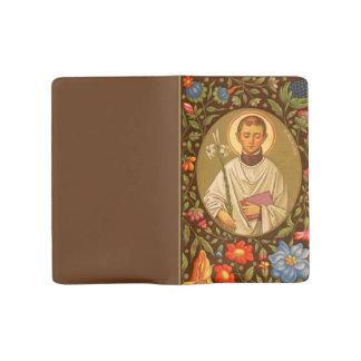 St. Aloysius Gonzaga (P.M. 01) Funda Para Libreta Y Libreta Grande Moleskine