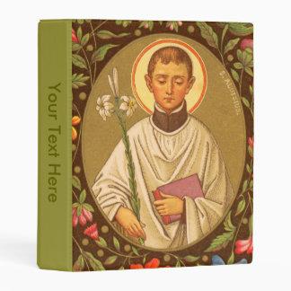 St. Aloysius Gonzaga (P.M. 01) Mini Carpeta