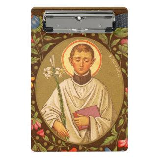St. Aloysius Gonzaga (P.M. 01) Minicarpeta De Pinza