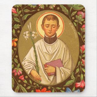 St. Aloysius Gonzaga (P.M. 01) Tapete De Ratones