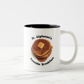St Alphonzos Pancake Breakfast coffee or tea mug