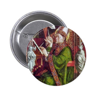St. Ambrose By Pacher Michael (Best Quality) Buttons
