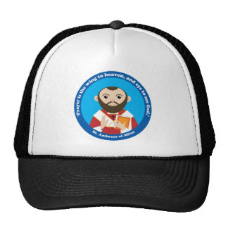St. Ambrose of Milan Trucker Hat