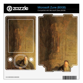 St Anastasius by Rembrandt Harmenszoon van Rijn Decal For Zune