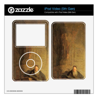 St Anastasius by Rembrandt Harmenszoon van Rijn Skins For iPod Video 5G