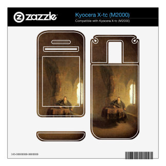St Anastasius by Rembrandt Harmenszoon van Rijn Decal For Kyocera X-tc