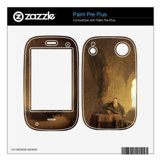 St Anastasius by Rembrandt Harmenszoon van Rijn Skins For Palm Pre Plus