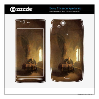 St Anastasius by Rembrandt Harmenszoon van Rijn Xperia Arc Skins