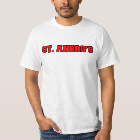 St Anbro's T-Shirt