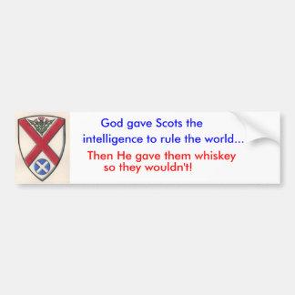 St_Andrew_020 [1], dios dio escocés, entonces él g Pegatina Para Auto