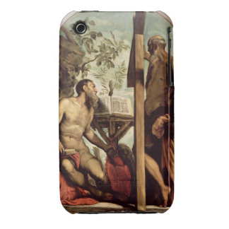 St. Andrew and St. Jerome iPhone 3 Cases