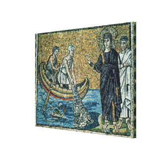 St. Andrew and St. Peter Canvas Print