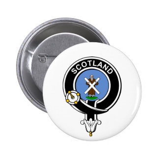 St. Andrew Crest Button