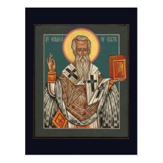 St Andrew de la postal de Creta