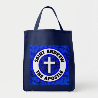 St Andrew el apóstol Bolsas Lienzo