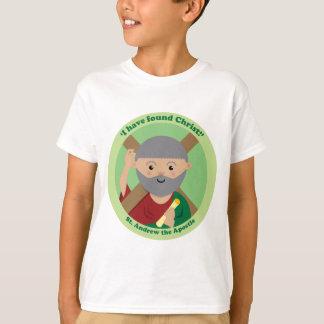 St Andrew el apóstol Camisas