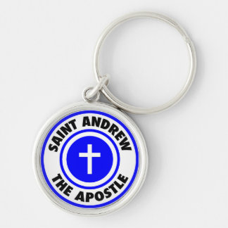 St Andrew el apóstol Llaveros
