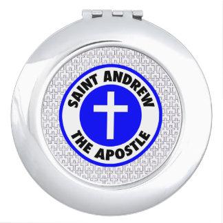 St Andrew el apóstol Espejos Maquillaje