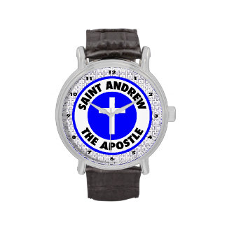 St Andrew el apóstol Relojes De Pulsera