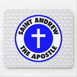 St Andrew el apóstol Alfombrilla De Ratón