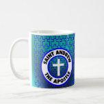 St Andrew el apóstol Taza