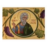 St Andrew la tarjeta Primero-Llamada del rezo Postal