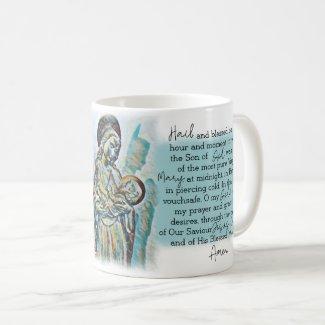 St. Andrew Novena Mug