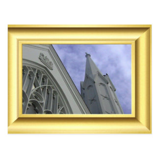 """St ANdrew""""s Cathedral Singapore Postcard"""