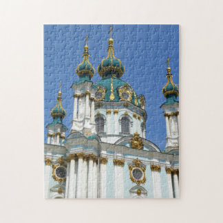 St Andrew's Kyiv Jigsaw Puzzle