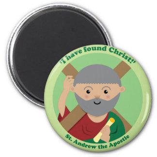 St. Andrew the Apostle Fridge Magnet