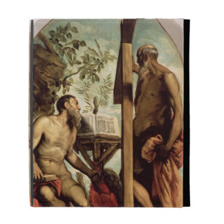 St Andrew y St Jerome