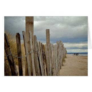 St. Andrews Beach #3 [Greeting Card] Card