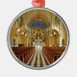 St Andrew's Catholic Church Roanoke Virginia Christmas Tree Ornaments